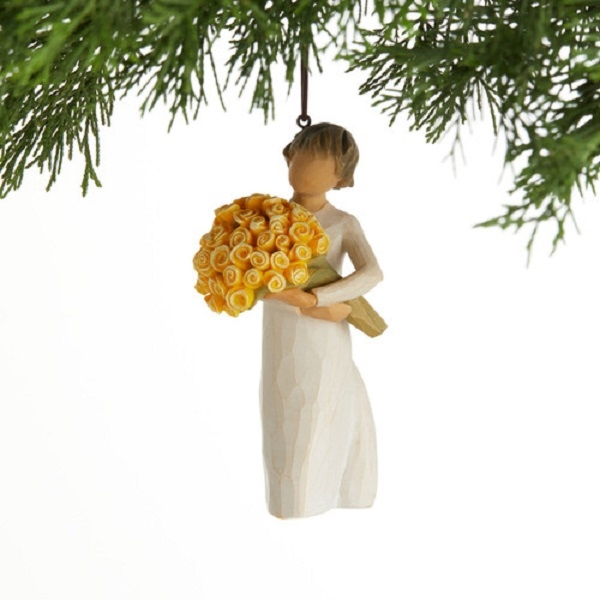 Willow Tree - Good Cheer Ornament
